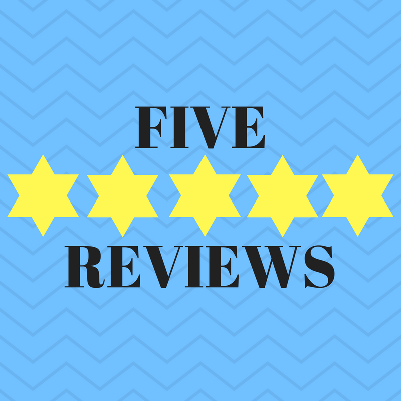five star reviews for First Window Cleaning